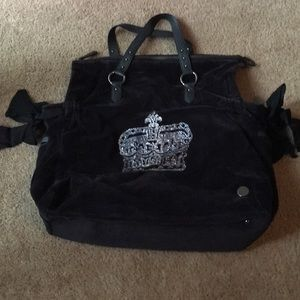 Juicy Couture large tote